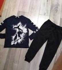 H&M trenirka i majica za dečke 80 kn
