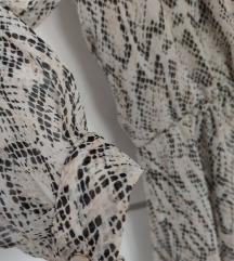 Mango snake print haljina - SNIŽENO NA 130 kn