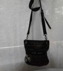 Desigual orig. smeđa manja torbica