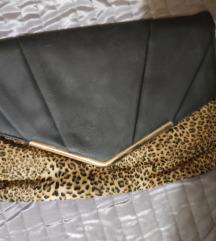 New look torba tigrastog uzorka
