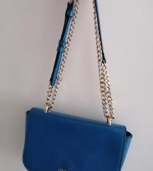 Coccinelle Royal blue mini torba torbica