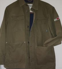 Tommy Hilfiger original maslinasta jakna
