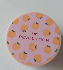 I ♡ Revolution baking puder