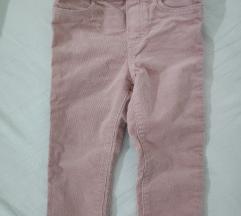 Nove H&M samt hlače (pt gratis)