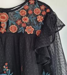 Zara izvezena bluza