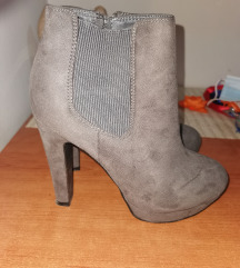 Zimske cipele na petu