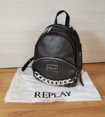 NOVO Replay ruksak - etiketa -
