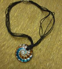 Ogrlica - murano privjesak