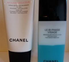 Chanel - čistači za lice
