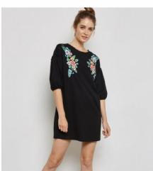 Mango floral nova haljina