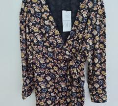 Zara kimono haljina NOVO 38