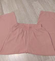 Roza ljetne lagane hlače
