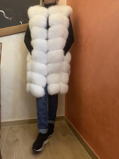 Prsluk od polarne lisice