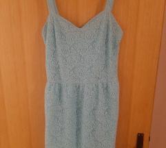 Tirkizna haljina l xl %%60 kn%%-50%