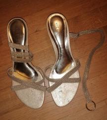 Sandale-zlatne