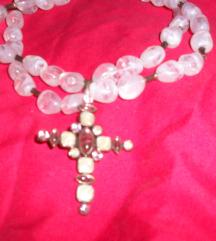 roza ogrlica