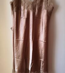 Satenska haljina - poštarina uključena