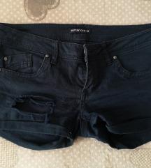 Kratke tamno plave hlače S