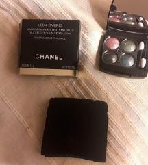 NOVO Chanel sjenilo les 4 ombres
