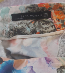 Zara cvjetna suknja M