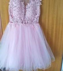 Svecana haljina breskva M