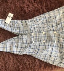 Zara tweed haljina