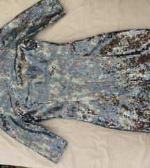 Sivana haljina