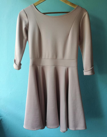 Roza haljina S M