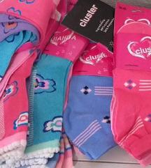 Čarape nove  pakiranje 3kom
