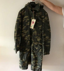 Millenium vojnički (maskirni) kaput, 40 - NOVO
