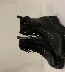 Zara biker boots nove