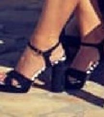 Cipele na petu vel 41