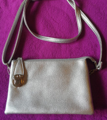 Mala srebrna torbica