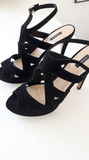 Sandale na petu   Mango