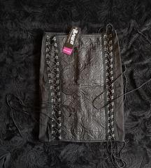 REZERVIRANO! Gothic suknja
