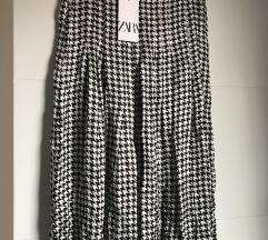Zara L midi suknja