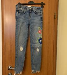 Zara traperice skinny
