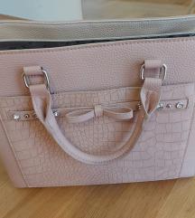 Ružičasta torba