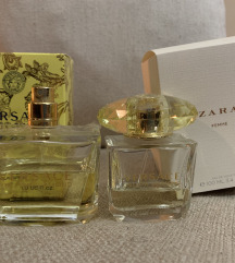 VERSACE i ZARA parfem