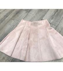 Tally Weijl roza skater suknja!