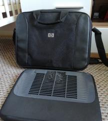 Torba i hladnjak za laptop