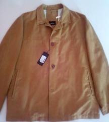 Novo,muška jakna,eko meki antilop