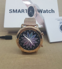 Smart Watch pametni sat rose gold vodootporni