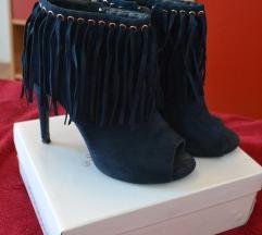 Tamno plave cipele