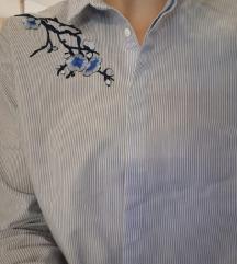 Reserved prugasta košulja