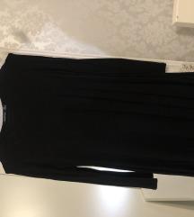 Booho crna haljina