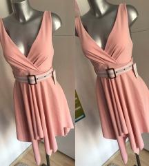 Svečana haljina s remenom
