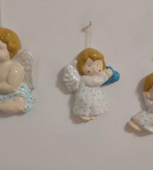 Tri mala anđela-ručni rad