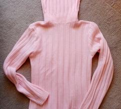 Roza zimska majica