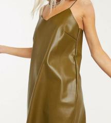 Nova Kožna haljina